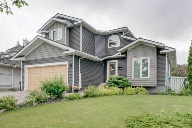 35 Nottingham Boulevard, Sherwood Park, AB T8A 5M4 (#E4173366) :: Initia Real Estate