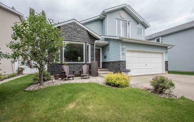 14 Durand Place, St. Albert, AB T8N 5L6 (#E4173368) :: The Foundry Real Estate Company