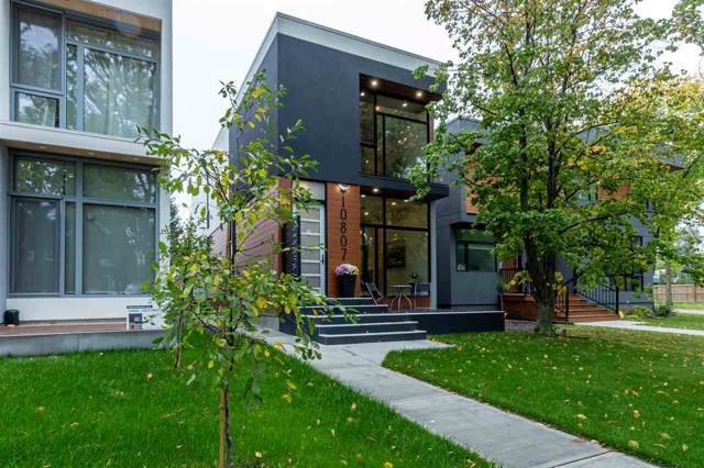 10807 128 Street NW, Edmonton, AB T5M 0W3 (#E4173414) :: The Foundry Real Estate Company