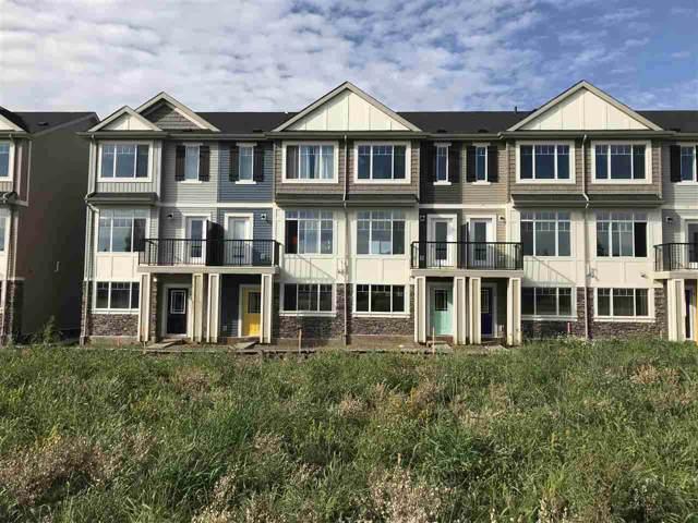 11 11373 12 Avenue, Edmonton, AB T6J 5V2 (#E4173420) :: The Foundry Real Estate Company