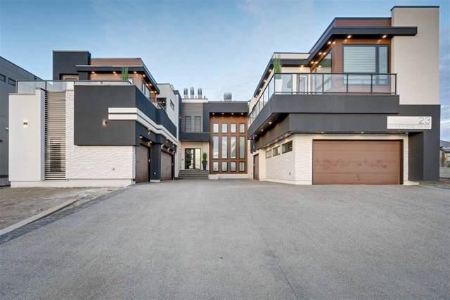 23 Windermere Drive, Edmonton, AB T6W 0S2 (#E4173426) :: David St. Jean Real Estate Group