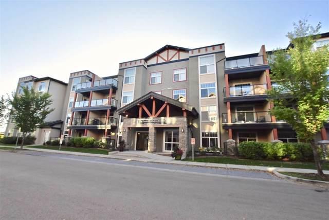 104 1623 James Mowatt Trail, Edmonton, AB T6W 0J7 (#E4173428) :: The Foundry Real Estate Company