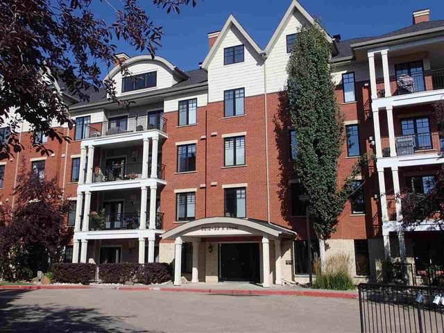 108 9819 96A Street, Edmonton, AB T6A 4A2 (#E4173437) :: The Foundry Real Estate Company