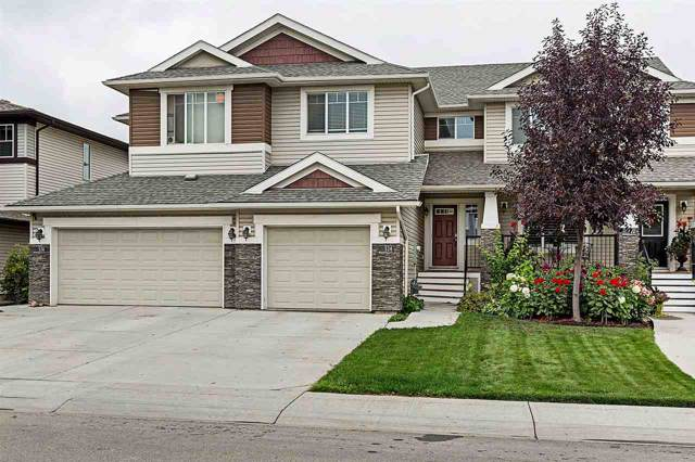 524 Chappelle Drive, Edmonton, AB T6W 2B4 (#E4173438) :: The Foundry Real Estate Company