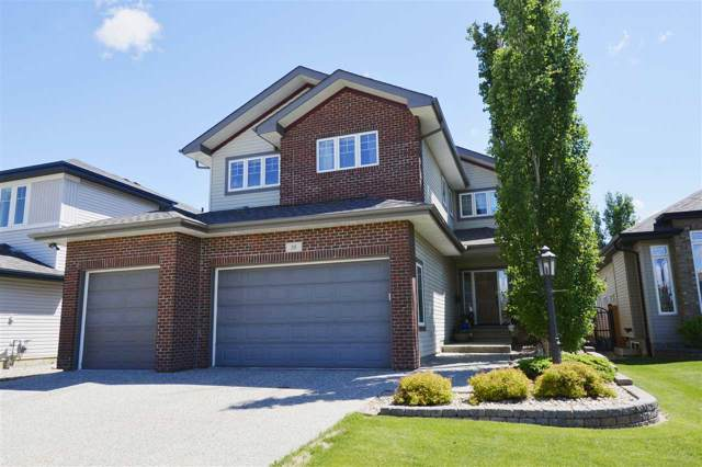 35 Newbury Court, St. Albert, AB T8N 0P8 (#E4173459) :: The Foundry Real Estate Company
