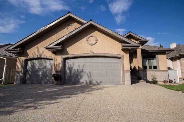 53 Kingsway Drive, St. Albert, AB T8N 7A7 (#E4173469) :: The Foundry Real Estate Company