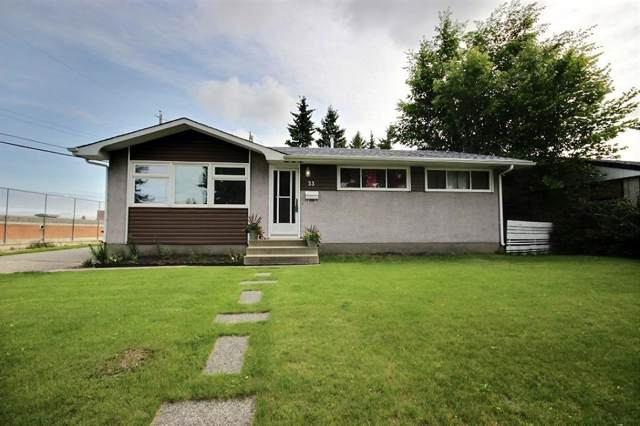 33 Sunset Boulevard, St. Albert, AB T8N 0N6 (#E4173474) :: The Foundry Real Estate Company