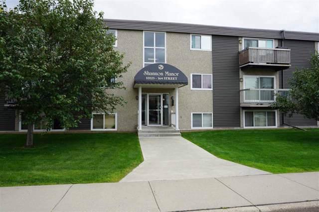 106 10023 164 Street, Edmonton, AB T5P 4L4 (#E4173477) :: The Foundry Real Estate Company
