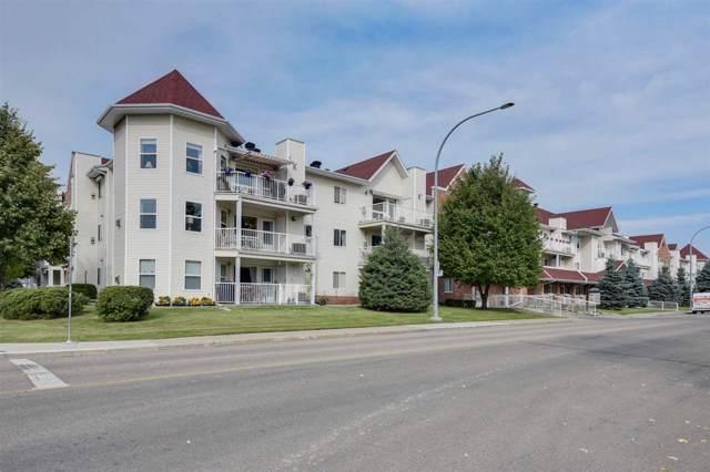 309 6220 Fulton Road, Edmonton, AB T6A 3T4 (#E4173479) :: The Foundry Real Estate Company