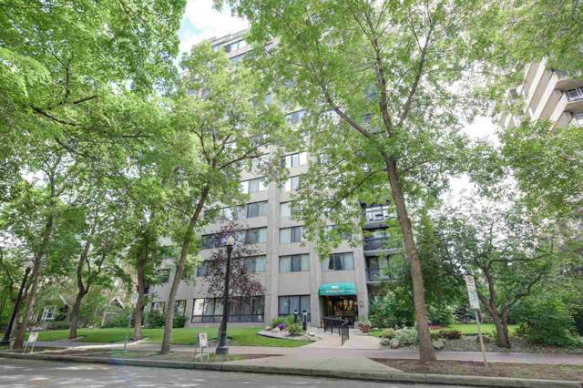 602 9921 104 Street, Edmonton, AB T5K 2K3 (#E4173486) :: David St. Jean Real Estate Group