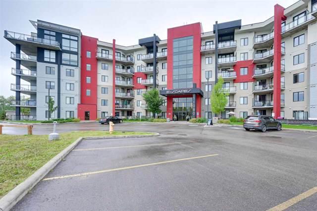 410 11080 Ellerslie Road, Edmonton, AB T6W 2C2 (#E4173489) :: The Foundry Real Estate Company