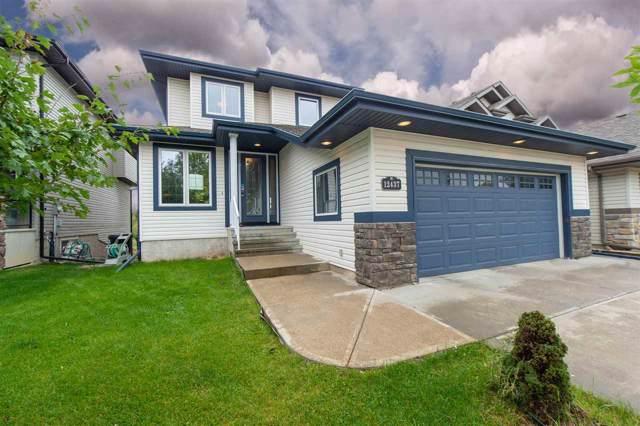12437 18A Avenue, Edmonton, AB T6W 1V9 (#E4173499) :: The Foundry Real Estate Company