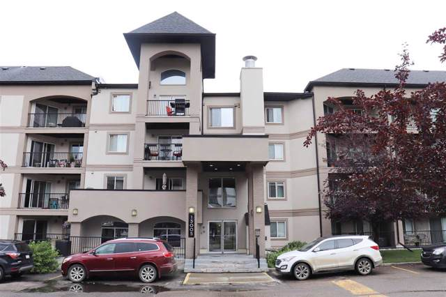 414 13005 140 Avenue, Edmonton, AB T6V 1X1 (#E4173511) :: The Foundry Real Estate Company