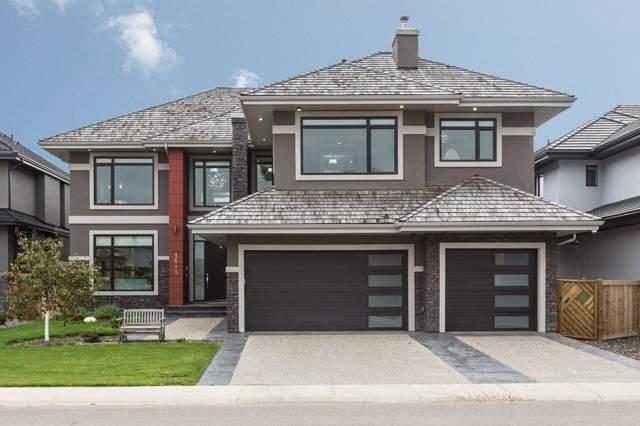 3629 Westcliff Way, Edmonton, AB T6W 2L2 (#E4173525) :: The Foundry Real Estate Company