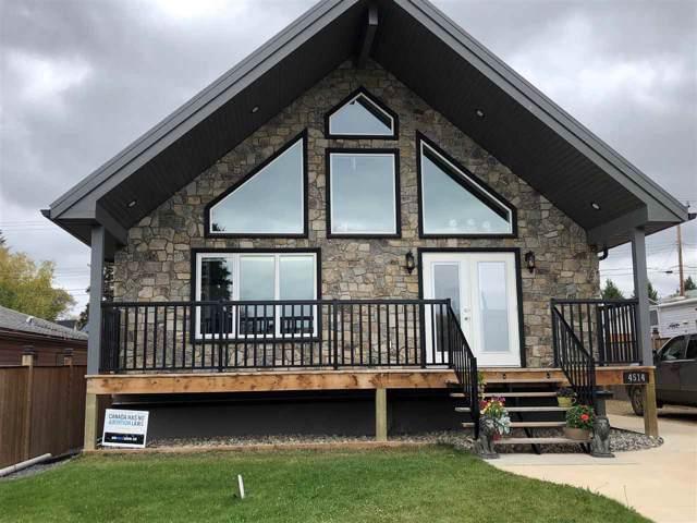 4514 54 Ave, Barrhead, AB T7N 1J9 (#E4173531) :: The Foundry Real Estate Company