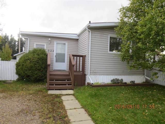 622 53 Street, Edson, AB T7E 1K4 (#E4173540) :: The Foundry Real Estate Company