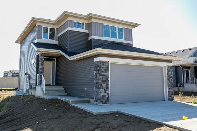 17 Edison Drive, St. Albert, AB T8N 7W1 (#E4173577) :: The Foundry Real Estate Company