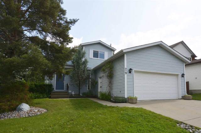 29 Welland Crescent, St. Albert, AB T8N 3W3 (#E4173589) :: The Foundry Real Estate Company