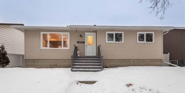 10521 164 Street, Edmonton, AB T5P 3R5 (#E4173610) :: The Foundry Real Estate Company
