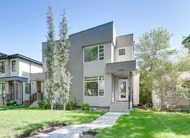 11543 122 Street, Edmonton, AB T5M 0B9 (#E4173640) :: The Foundry Real Estate Company