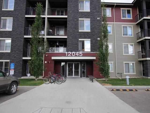 117 12045 22 Avenue, Edmonton, AB T6W 2A2 (#E4173647) :: The Foundry Real Estate Company