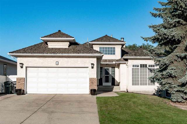 31 Highvale Crescent, Sherwood Park, AB T8A 5J7 (#E4173649) :: The Foundry Real Estate Company