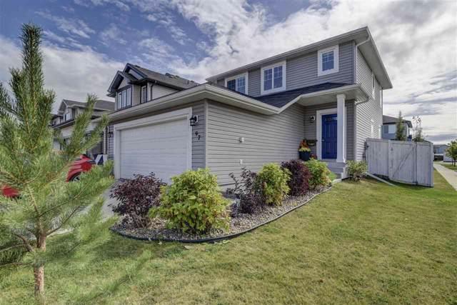 97 Boxwood Bend, Fort Saskatchewan, AB T8L 0B8 (#E4173674) :: The Foundry Real Estate Company