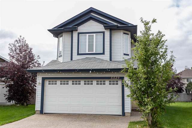 5529 164 Avenue, Edmonton, AB T5Y 3L1 (#E4173687) :: The Foundry Real Estate Company