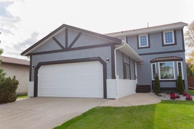 10443 16 Avenue, Edmonton, AB T6J 5T1 (#E4173709) :: The Foundry Real Estate Company