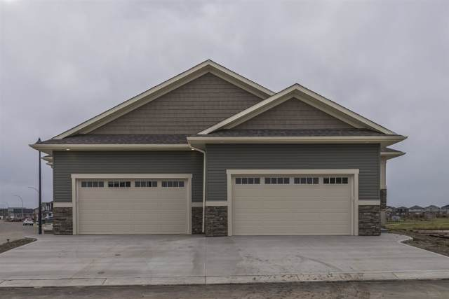 59 8602 Southfort Bv Boulevard, Fort Saskatchewan, AB T8L 0J8 (#E4173717) :: David St. Jean Real Estate Group