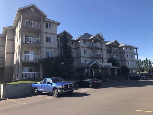 #412 14708 50 Street, Edmonton, AB T5A 5G9 (#E4173722) :: The Foundry Real Estate Company