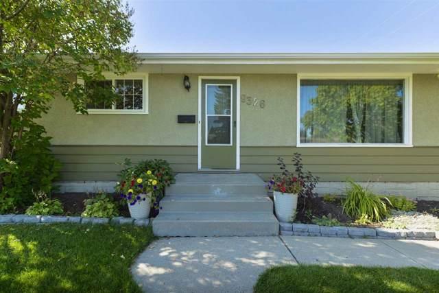 9326 168 Street, Edmonton, AB T5R 2W3 (#E4173737) :: The Foundry Real Estate Company