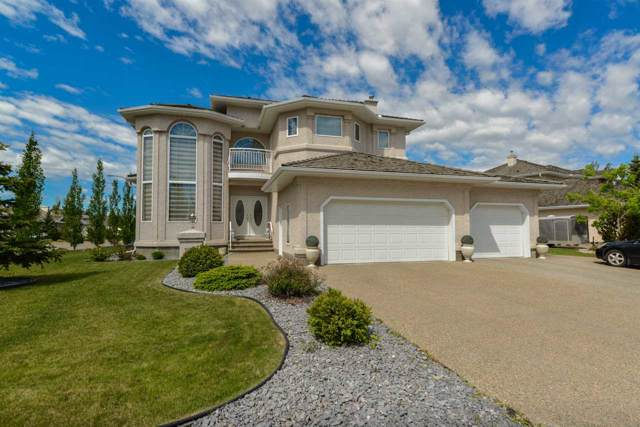 222 52304 RGE RD 233, Rural Strathcona County, AB T8B 1C9 (#E4173738) :: David St. Jean Real Estate Group