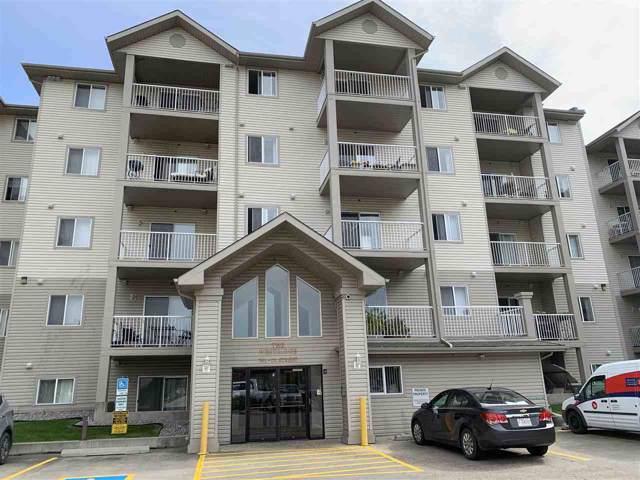 121 7511 171 Street, Edmonton, AB T5T 6S7 (#E4173768) :: The Foundry Real Estate Company