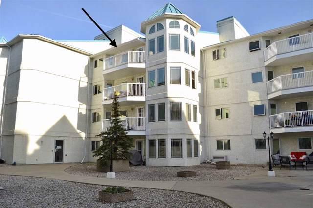 401 5204 25 Avenue, Edmonton, AB T6L 6R2 (#E4173769) :: The Foundry Real Estate Company
