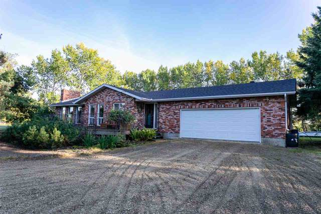 1-51032 Rge Rd 272, Rural Parkland County, AB T7Y 1H5 (#E4173818) :: The Foundry Real Estate Company