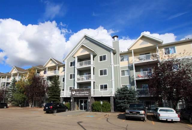 302 70 Woodsmere Close, Fort Saskatchewan, AB T8L 4R8 (#E4173822) :: The Foundry Real Estate Company