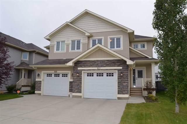 821 172 Street SW, Edmonton, AB T6W 0M6 (#E4173852) :: The Foundry Real Estate Company