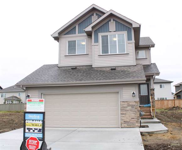 22 Sequoia Bend, Fort Saskatchewan, AB T8L 0J2 (#E4173865) :: David St. Jean Real Estate Group
