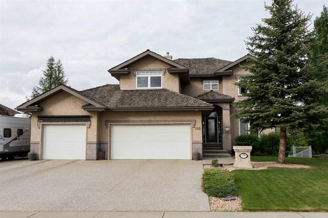 195 52304 RR 233, Rural Strathcona County, AB T8B 1C9 (#E4173870) :: David St. Jean Real Estate Group