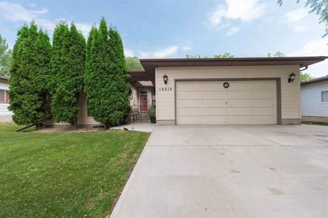 18212 74 Avenue, Edmonton, AB T5T 2L2 (#E4173882) :: The Foundry Real Estate Company