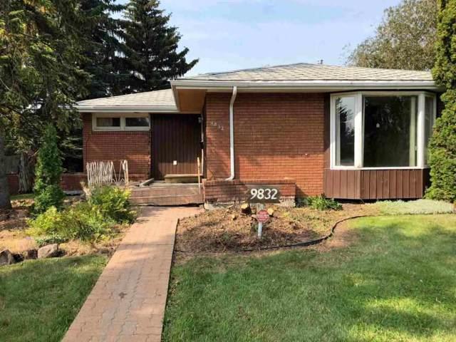 9832 142 Street, Edmonton, AB T5N 2N4 (#E4173897) :: The Foundry Real Estate Company