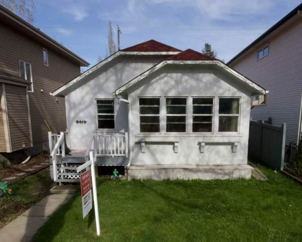 9413 101 Street, Edmonton, AB T5K 0W5 (#E4173950) :: The Foundry Real Estate Company