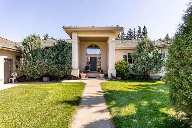 1205 127 Street, Edmonton, AB T6W 1A3 (#E4173960) :: The Foundry Real Estate Company
