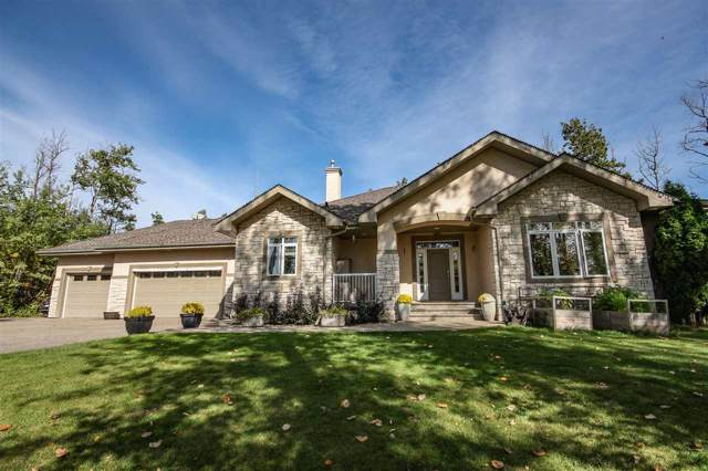 49, 53521 Range Road 272, Rural Parkland County, AB T7X 3M5 (#E4173961) :: The Foundry Real Estate Company