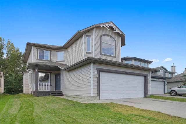 4720 207 Street NW, Edmonton, AB T6M 0C2 (#E4173966) :: The Foundry Real Estate Company