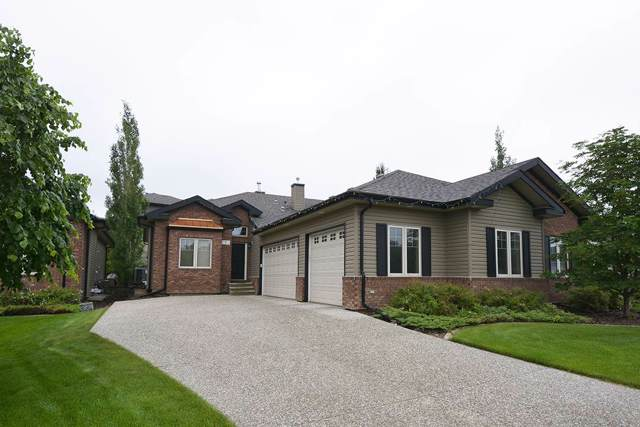 7 Oakcrest Terrace, St. Albert, AB T8N 3L1 (#E4173987) :: The Foundry Real Estate Company