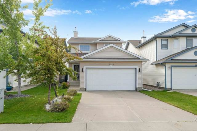 2227 Garnett Court, Edmonton, AB T5T 6S6 (#E4173992) :: The Foundry Real Estate Company