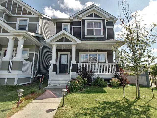 2343 70 Street, Edmonton, AB T6X 1Z2 (#E4173998) :: David St. Jean Real Estate Group