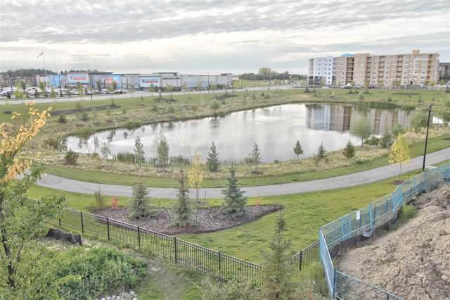313 11803 22 Avenue, Edmonton, AB T6W 2R9 (#E4174001) :: The Foundry Real Estate Company